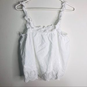 ROOMMATE White Cami/Top